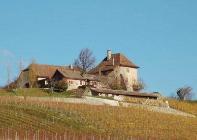 Abbaye de Bevaix