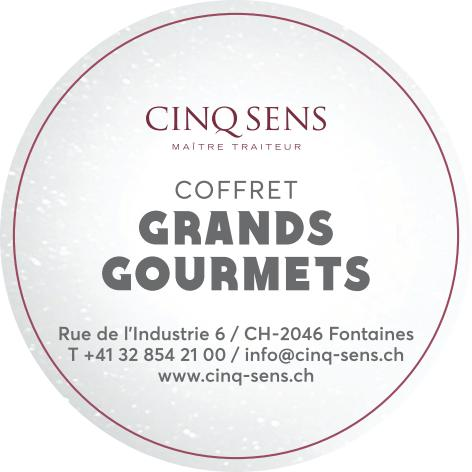 "Coffret ""Grands Gourmets"""