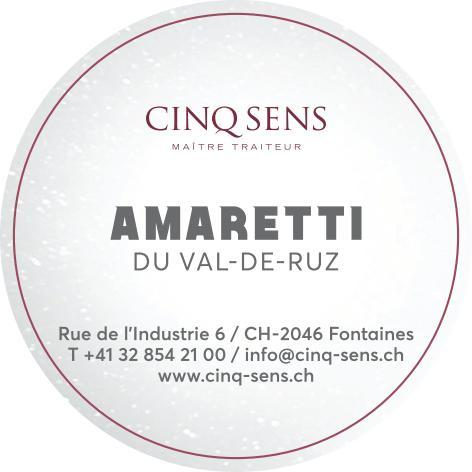 Amaretti du Val-de-Ruz