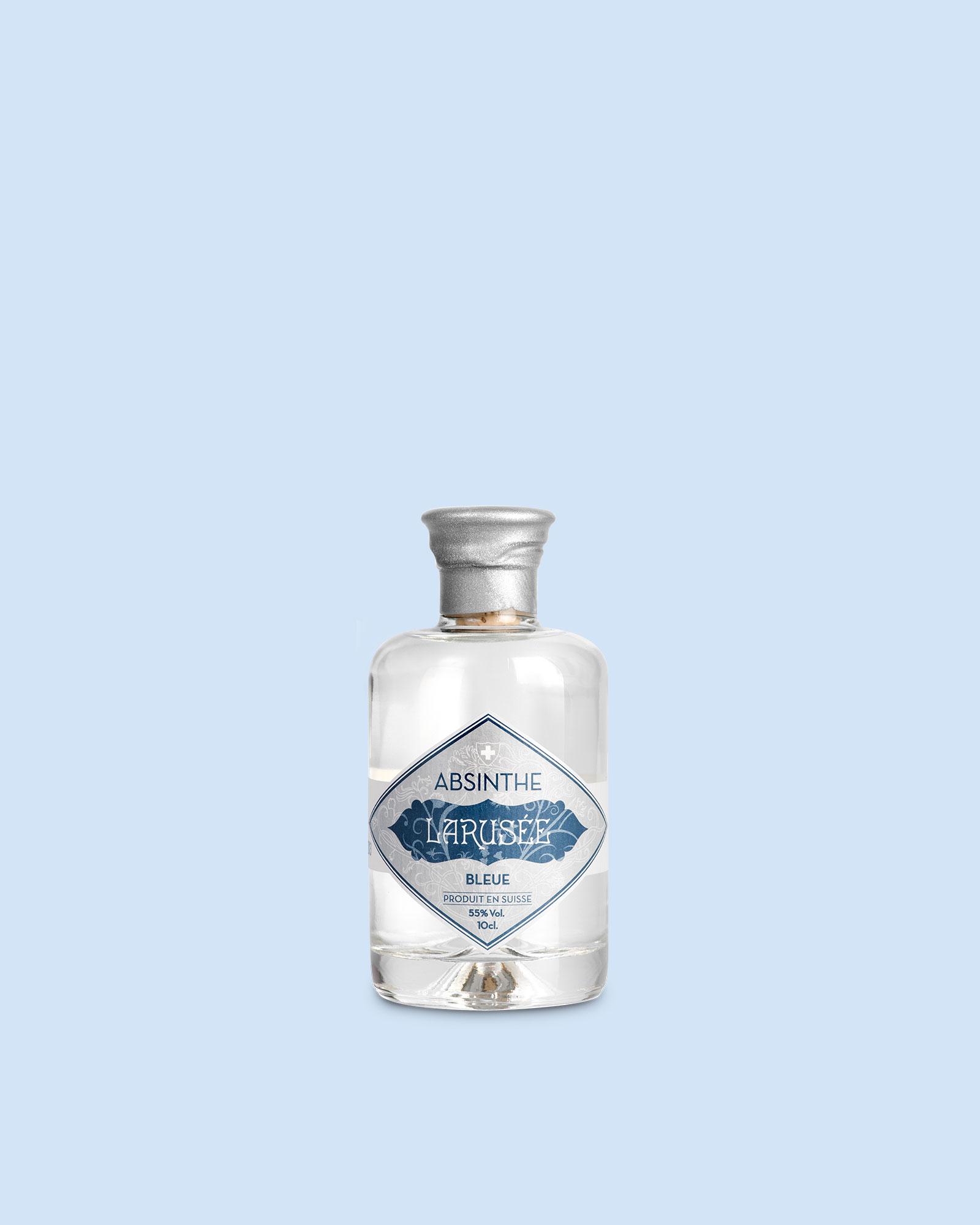 Bleue de voyage Absinthe Larusée