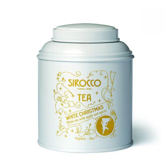 "Boîte de thé ""White Christmas"" Sirocco"